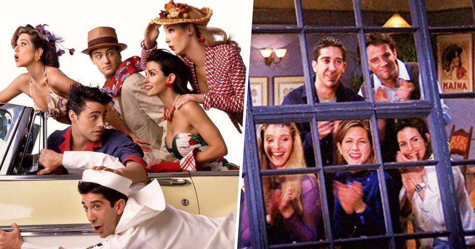 'Friends' Cast Will Reunite to Film Reunion Special in August