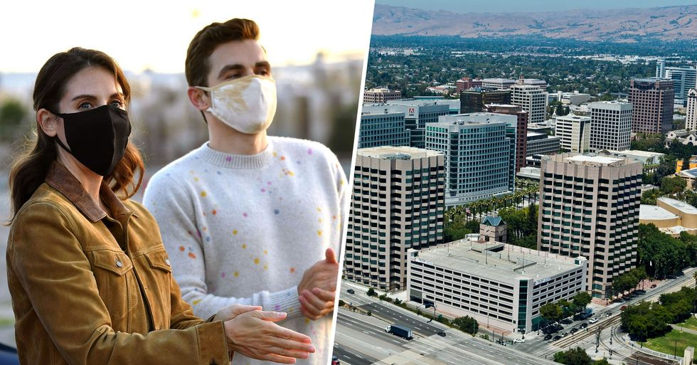 California Is Requiring Everyone Wears a Face Mask in Public Now