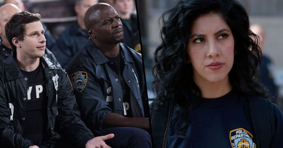 People Are Calling for 'Brooklyn Nine-Nine's' Cops to 'Quit Their Jobs' Amid Police Brutality Row