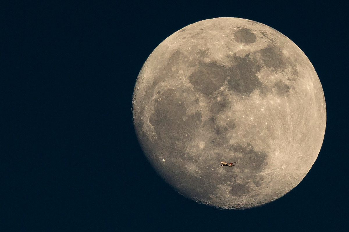 Why Is Everyone Talking About 'Hexing the Moon?'