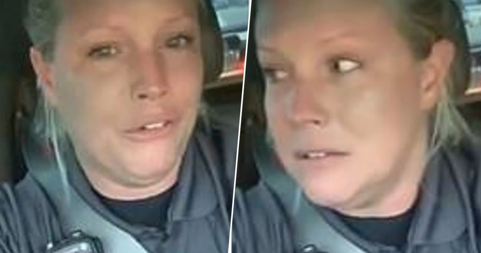 Police Officer Crying in Egg McMuffin Video Is 'Sick of People Being Mean'