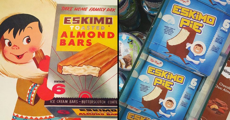Eskimo Pie Ice Cream Will Drop 'Derogatory' Name Losing a 100-Year-Old Trademark