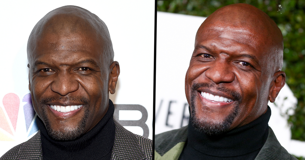 Terry Crews Under Fire for Naming Things 'Only a Father Can Give You'