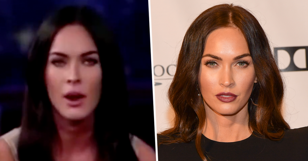 Megan Fox Addresses Fan Outrage Over 'Disgusting' Resurfaced Jimmy Kimmel Interview