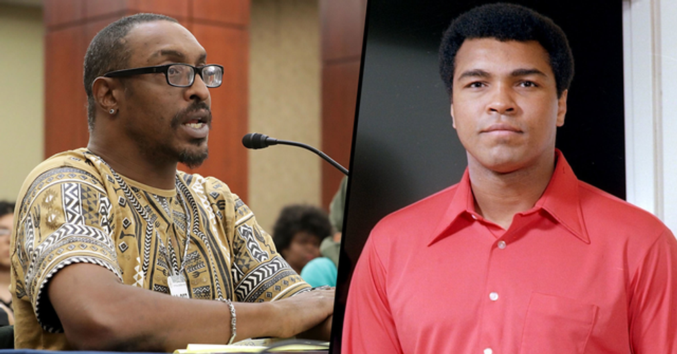 Muhammad Ali's Son Says Dad Would Hate 'Racist' BLM Protests