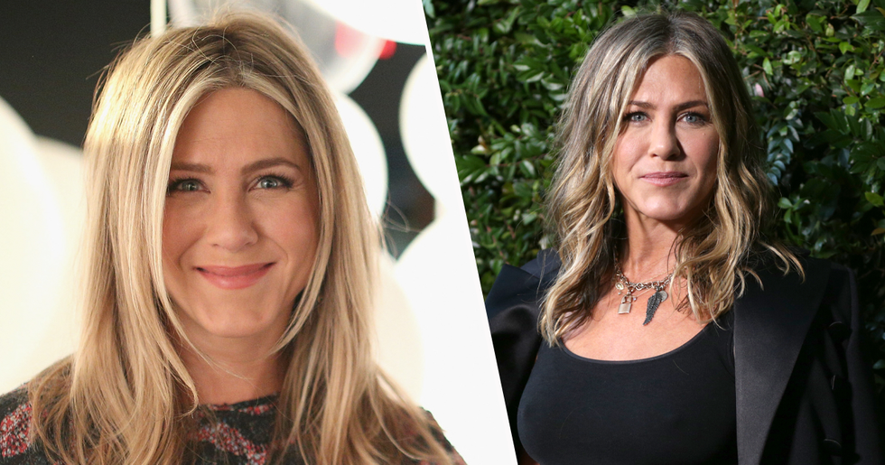 Jennifer Aniston Fans Shocked As She Flashes Secret Tattoo in Recent Interview