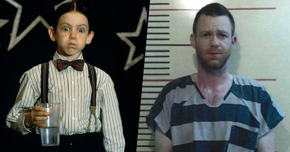 Alfalfa From 'The Little Rascals' Movies Arrested for Inhaling Air Duster
