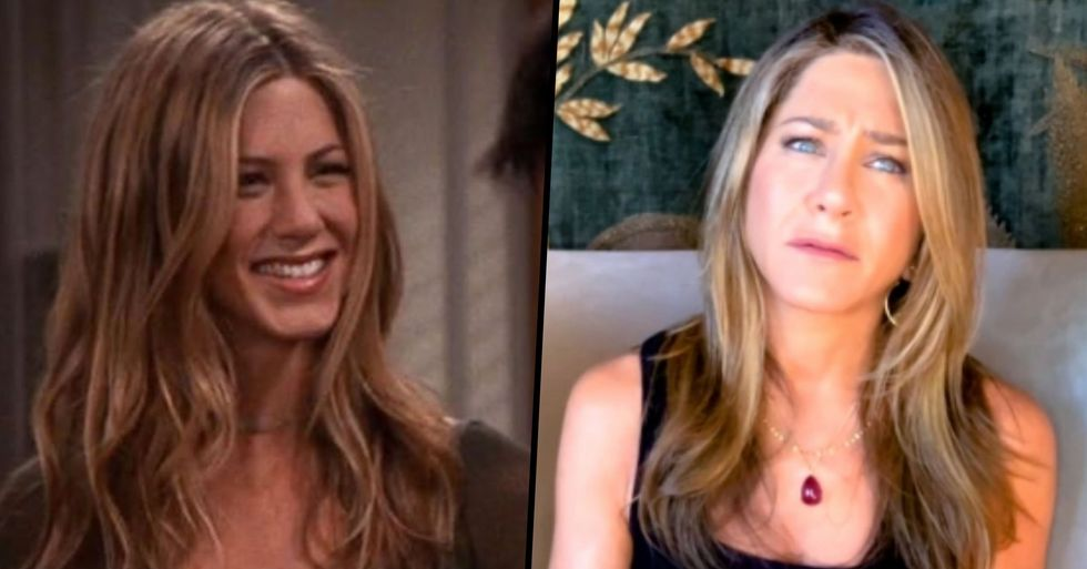 Jennifer Aniston Says She Wanted 'Friends' to Stop Being Shown on TV