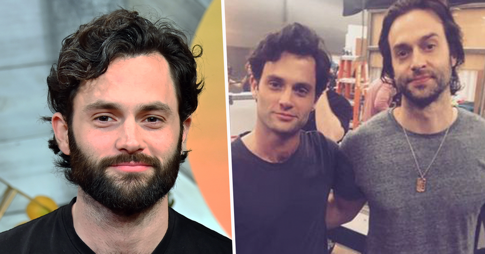 Penn Badgley Responds to 'You' Co-Star Chris D'Elia Being Accused of Abusing Underage Girls
