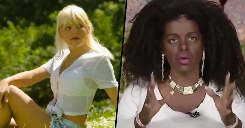 White Model Who Took Melanin Injections to 'Become Black' Says She Hasn't Experienced Racism