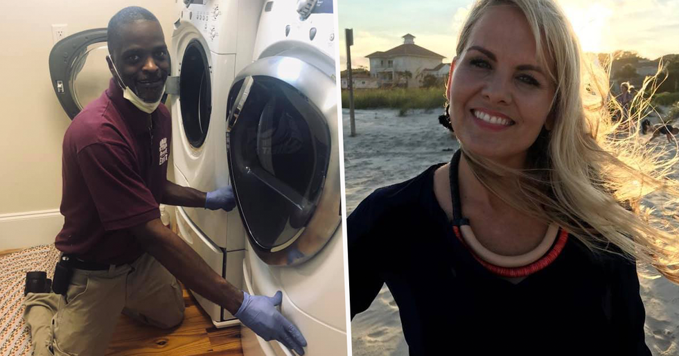 White Woman Who Asked Black Repairman About Racism Now Says 'The Truth Needs to Be Heard'