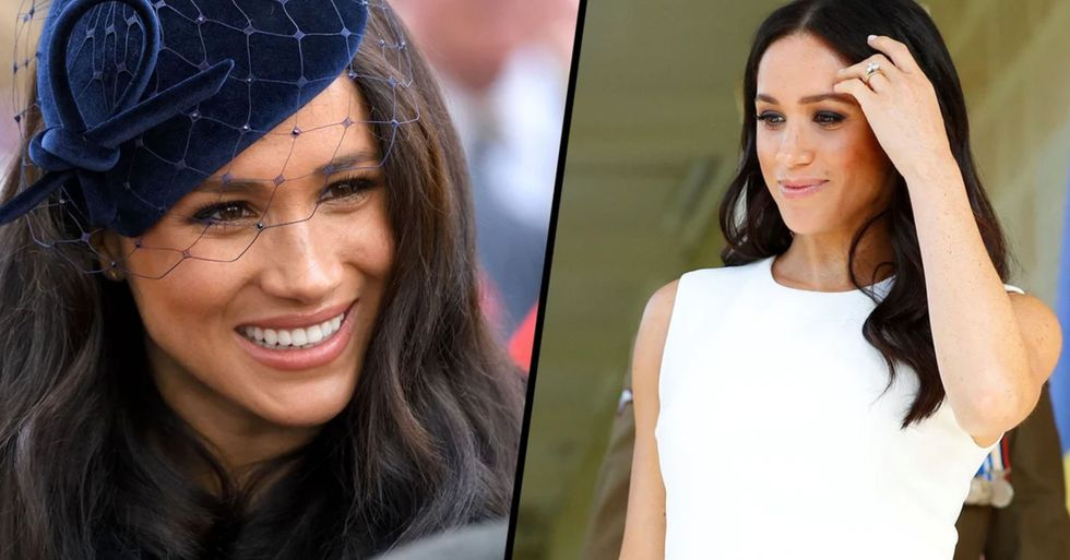 Meghan Markle 'Plans to Run for President One Day'