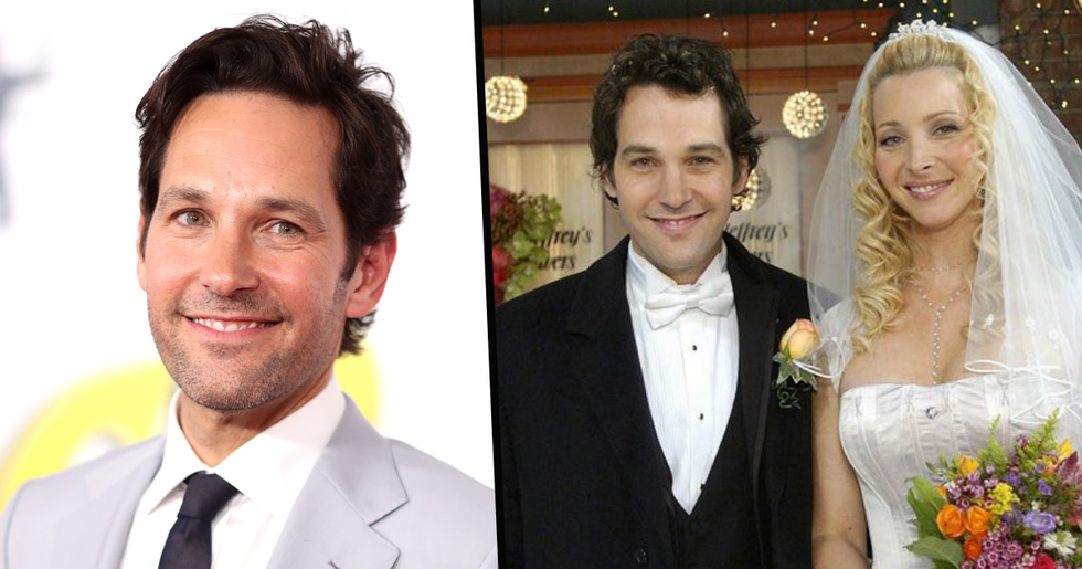 Paul Rudd Says He Felt Like a 'Prop' While Guest-Starring on 'Friends'