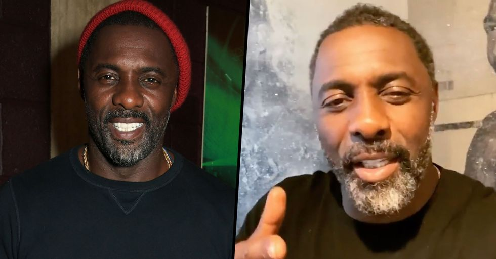 Idris Elba Says He 'Experiences Racism as Often as He Breathes'