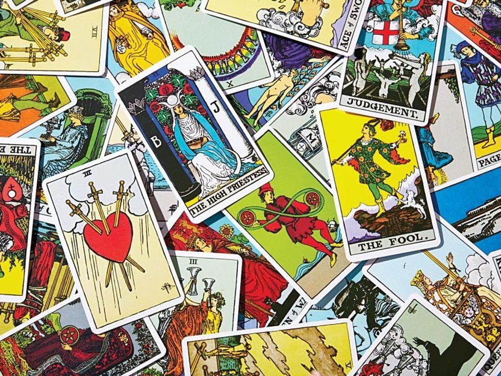 Tarot Cards: Decked Out Spiritual Communication