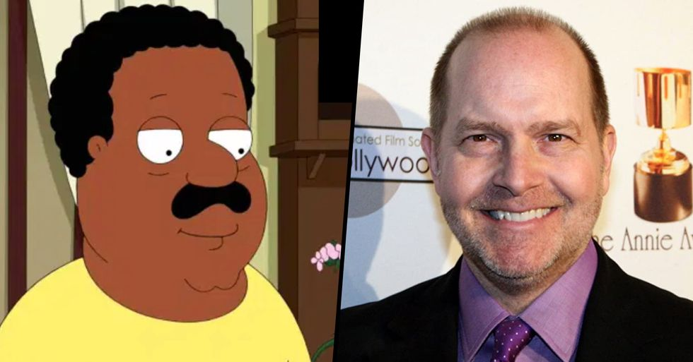 White Actor Who Voiced Cleveland Brown on 'Family Guy' Quits the Role