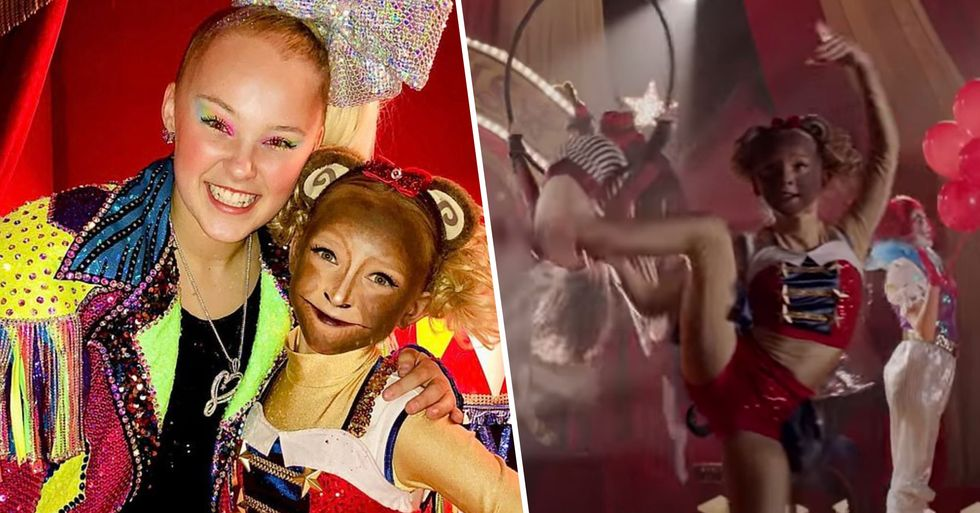 Jojo Siwa Responds to Accusations of Blackface in Music Video