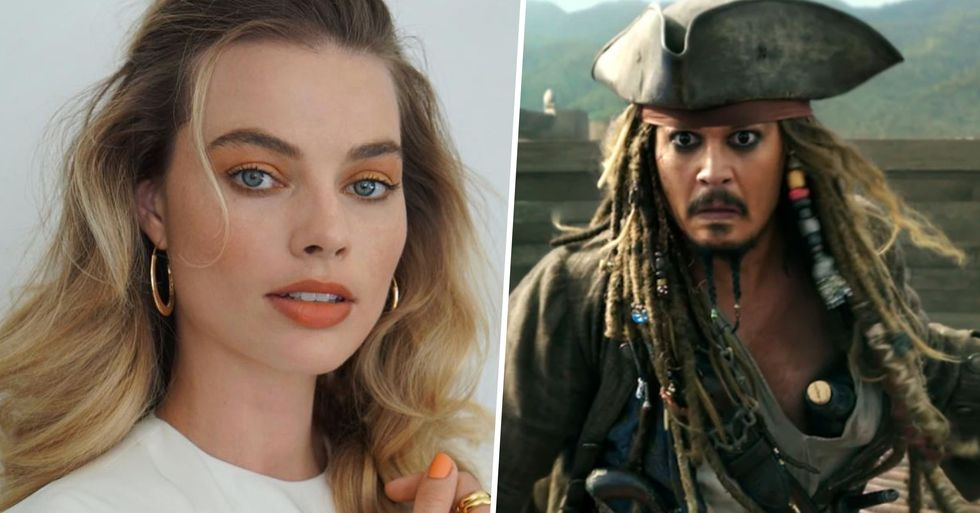 Margot Robbie to Star in All-Female Pirates of the Caribbean Spin Off