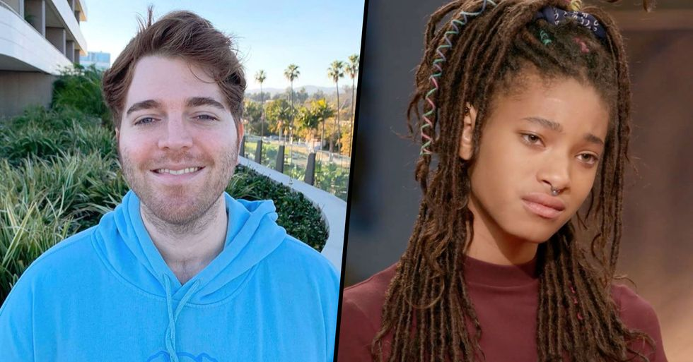 Jaden Smith Calls Out Shane Dawson for Sexualizing His Sister Willow in 'Disgusting' Video