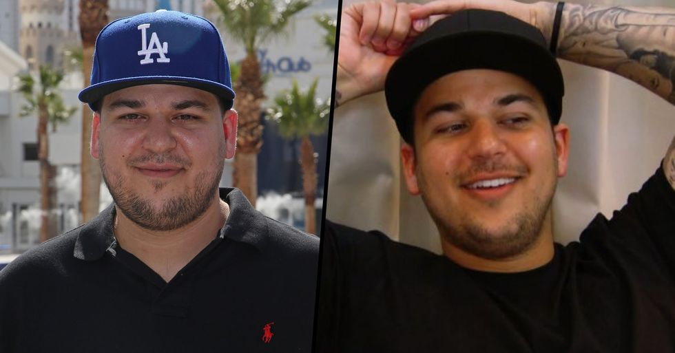 Rob Kardashian Seen for the First Time in Years in Unseen Snaps From Khloe's Birthday