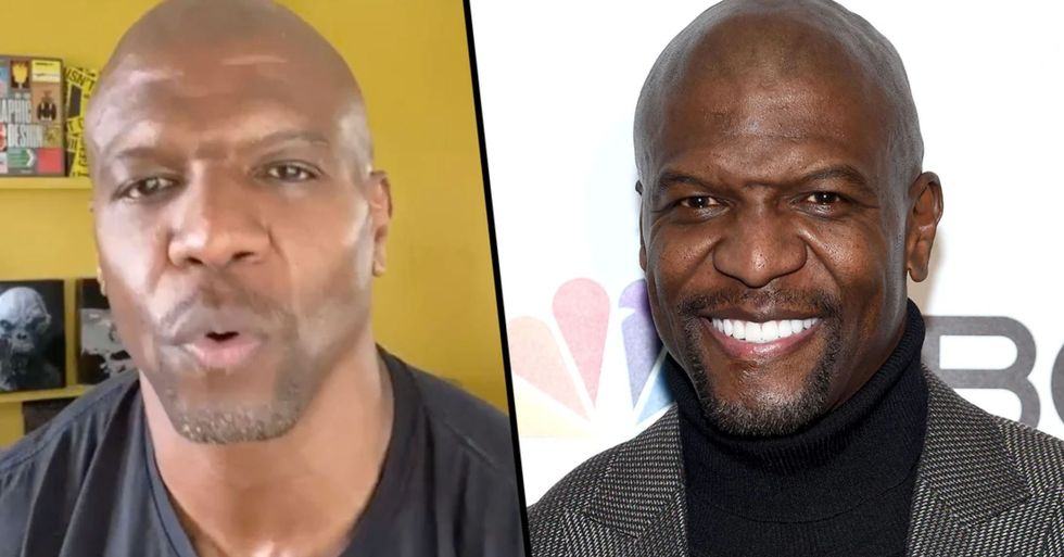 Terry Crews Under Fire After Controversial 'Black Lives Better' Tweet