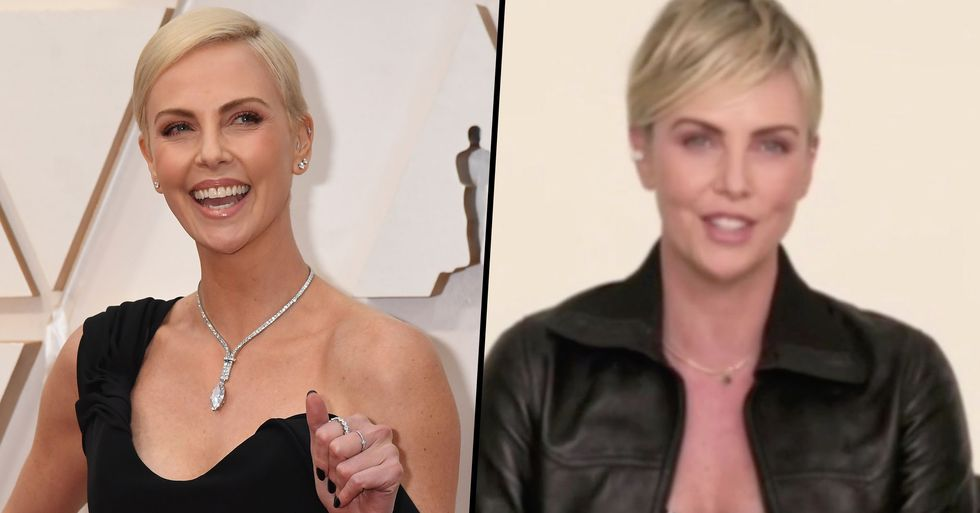 Charlize Theron Says People Have Been Pronouncing Her Name Incorrectly