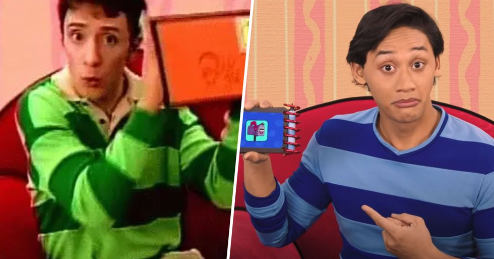 'Blue's Clues' Gets Sent Emails Now Instead of Letters and People Are Upset
