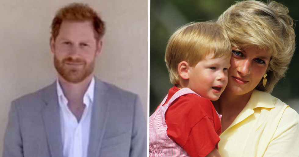 Prince Harry Speaks About His Mom Princess Diana on Her Birthday in Surprise Speech