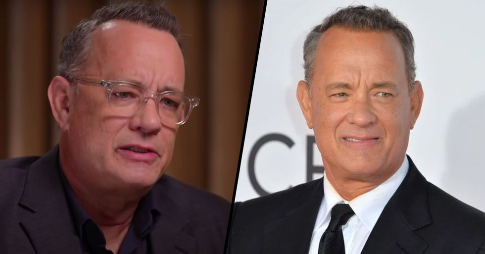 Tom Hanks Goes Savage at People Refusing to Wear Face Masks
