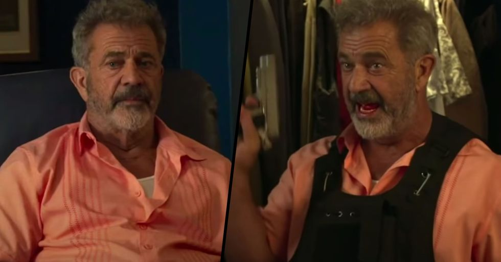 Mel Gibson's Controversial New Movie Is Being Destroyed by Critics in Brutal First Reviews