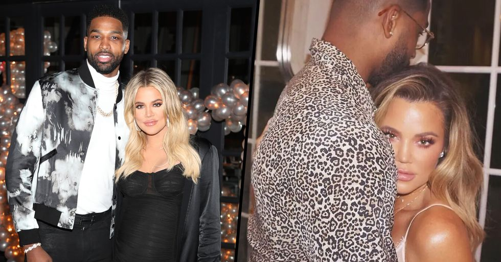 Khloe Kardashian and Tristan Thompson Are Reportedly Giving Their Relationship Another Try