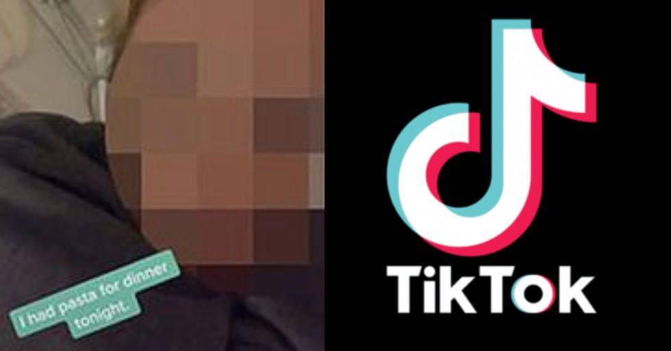 New TikTok Trend 'I Had Pasta Tonight' Is Being Used by Teens as a Heartbreaking Secret Code