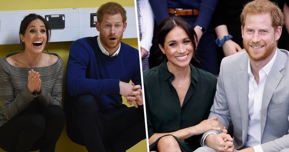 Prince Harry 'Humiliated' By Meghan Markle Announcement