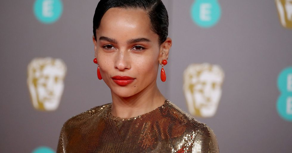Zoe Kravitz's 'Outrageously Offensive' Shirt Sparks Fury