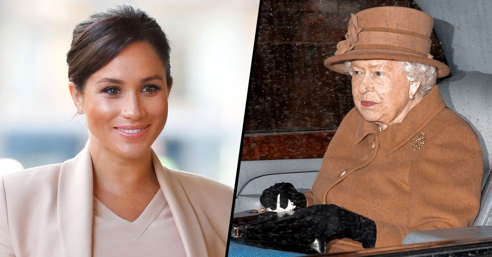 Meghan Markle's New Revelation Will Leave the Queen 'Very Distressed'