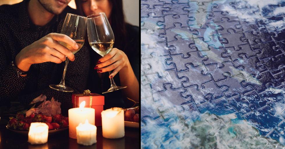 Blue Kazoo Created the Perfect Puzzle for Date Night at Home