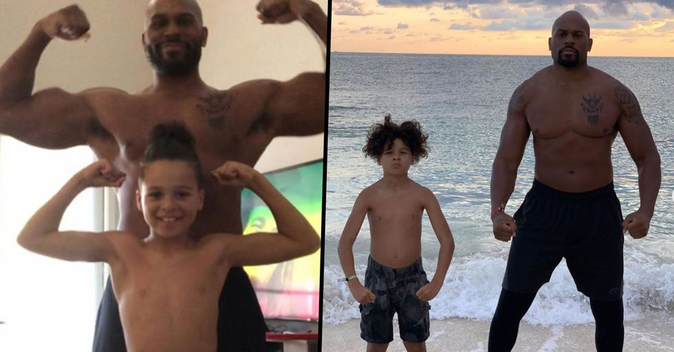 Shad Gaspard's Autopsy Report Confirms He Heroically 'Gave His Son' to Lifeguards Before Drowning