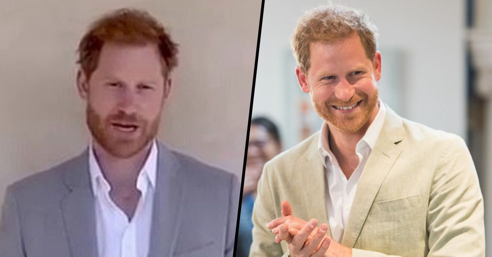 People Are Calling Prince Harry a 'Hypocrite' as He Slams Racism in Speech