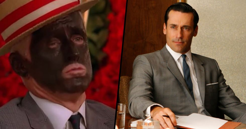 'Mad Men' Explains Why Blackface Episodes Won't Be Removed From Streaming Platforms
