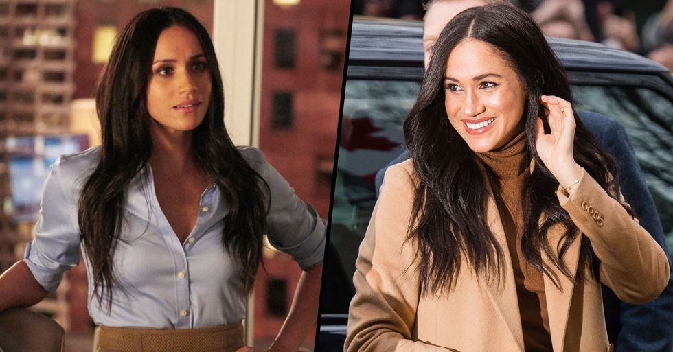 Meghan Markle Set to Take on Presidency in New Political Movie as the Main Character