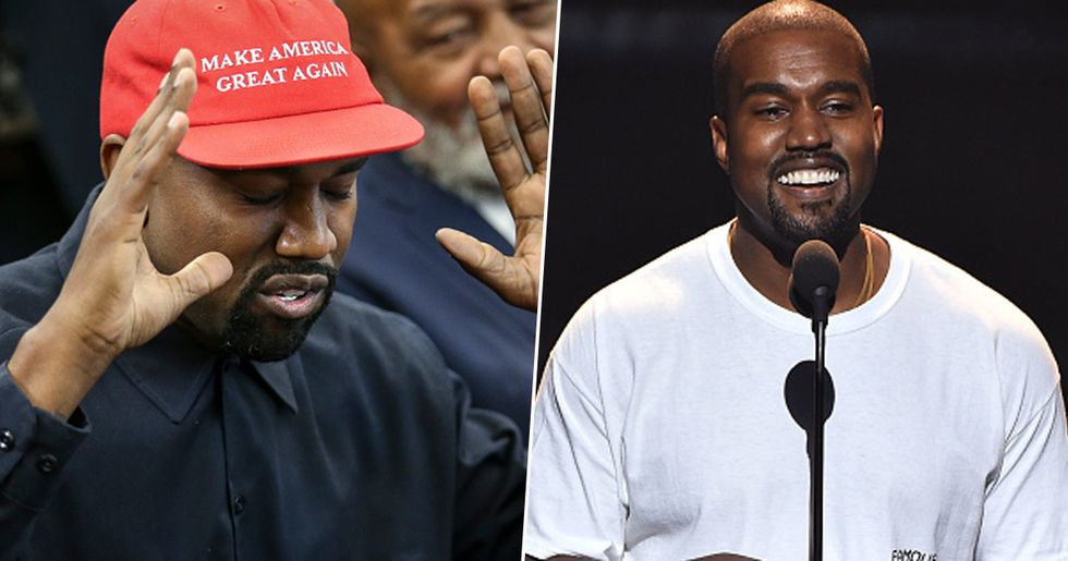 Kanye West Announces He's Running For President This Year