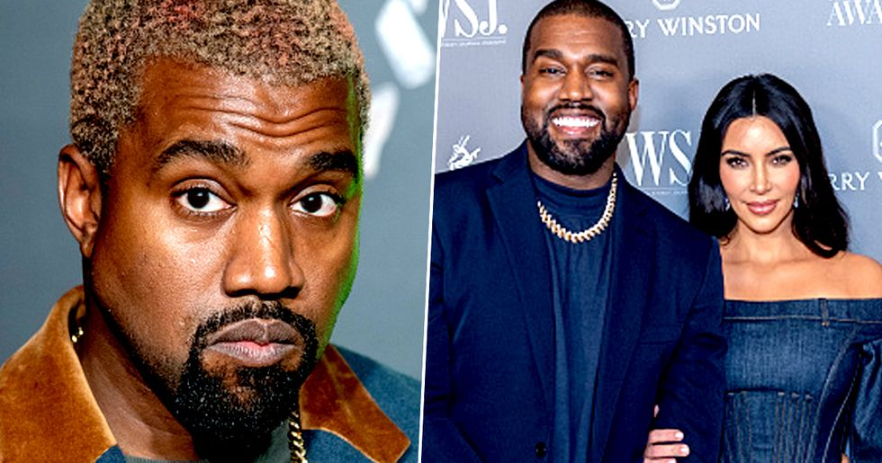 Kim Kardashian Responds to Kanye Running for President