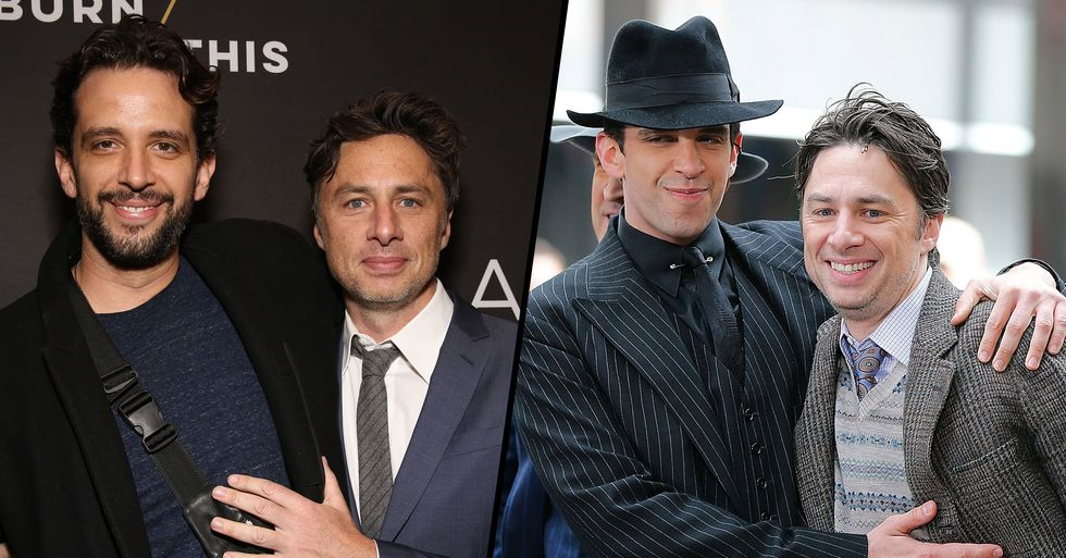 Zach Braff Shares His Heartbreaking Final Text Message From Late Friend Nick Cordero
