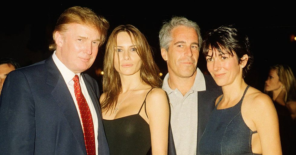 Jeffrey Epstein's Ex Ghislaine Maxwell Reportedly Prepared to 'Name Big Names'