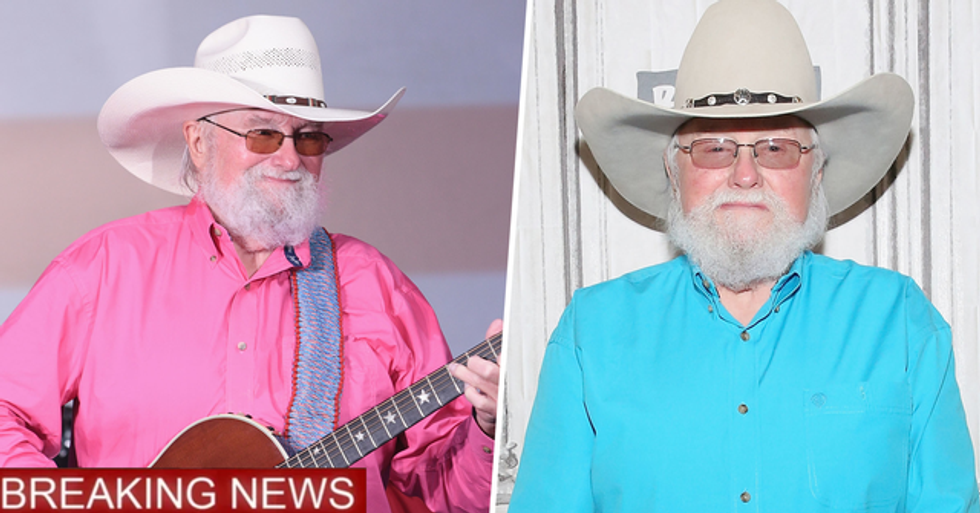 Country Rock Legend Charlie Daniels Dead Aged 83