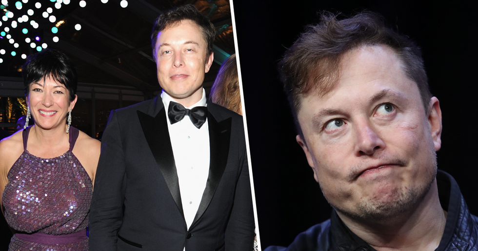 Twitter Thread Exposes Elon Musk's Mysterious Relationship with Jeffrey Epstein and Ghislaine Maxwell