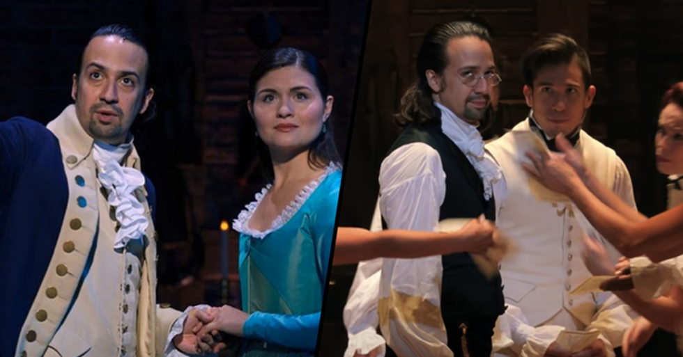 Lin-Manuel Miranda Responds to Calls for 'Hamilton' to Be Removed From Disney+ Days After Its Debut