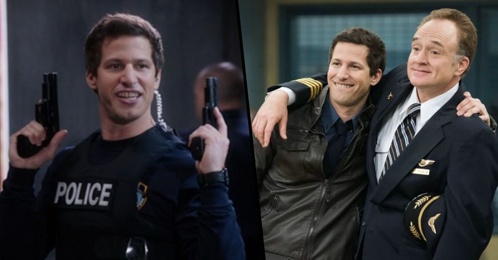 Andy Samberg Responds to Calls for 'Brooklyn Nine-Nine' to Be Canceled