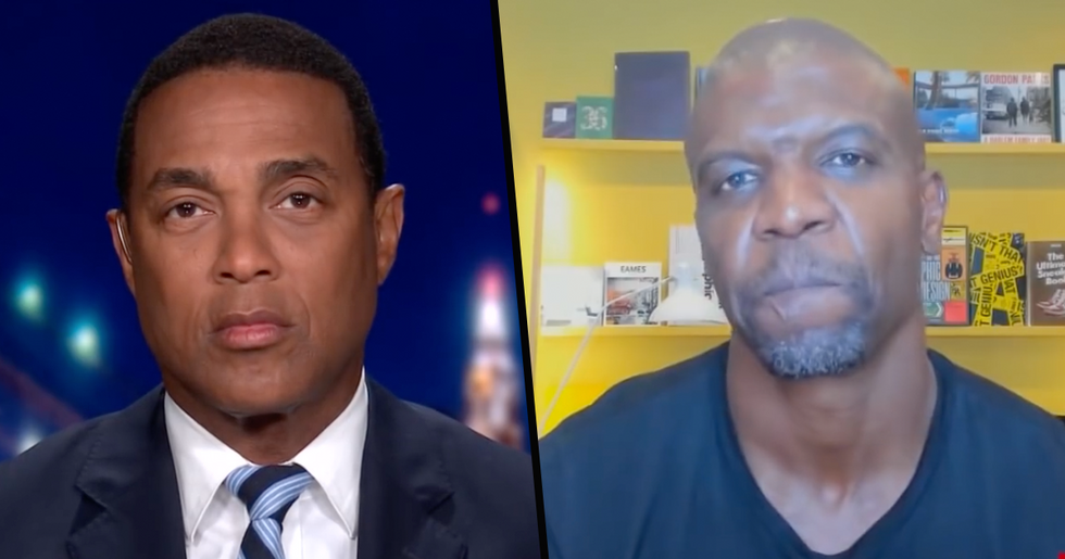Terry Crews and Don Lemon Clash in Heated Black Lives Matter Debate