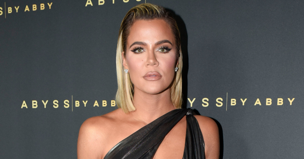 People Are Telling Khloe Kardashian to 'Pick a Face' as She Posts Another Unrecognizable Photo